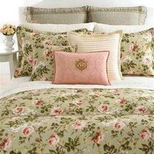 New Ralph Lauren Yorkshire floral Queen comforter